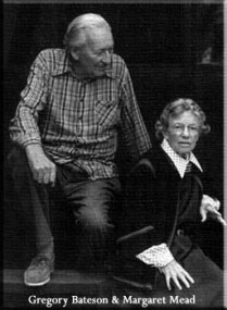Gregory bateson and Margaret Mead